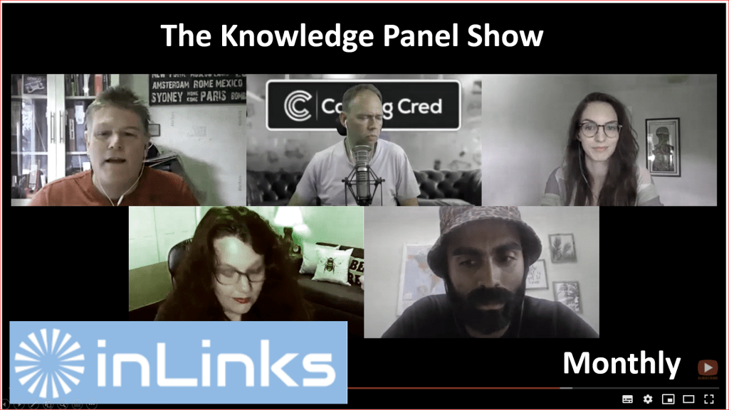 The first ever Knowledge Panel Show